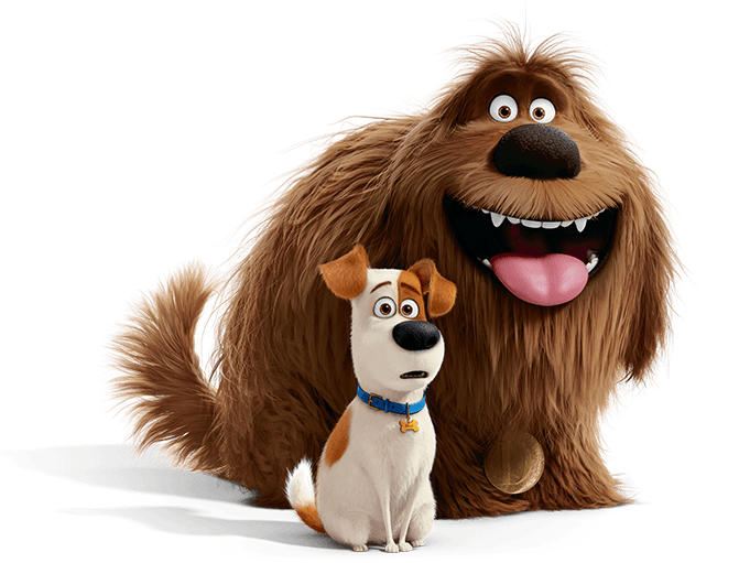 Duke Is A Dog From The Secret Life Of Pets Secret Life Of Pets
