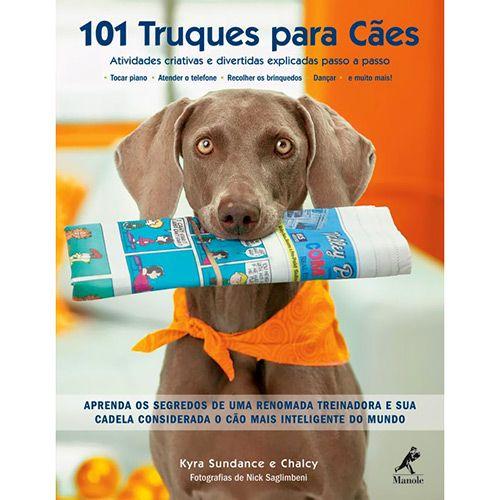 Livro - 101 Truques para Cães