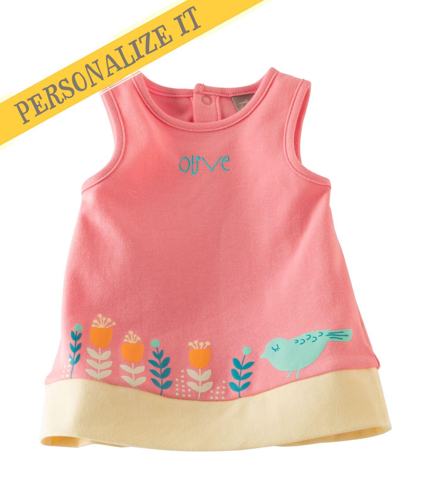 Little Miss Sunshine Dress Pink