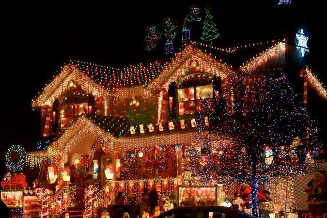 Dyker heights christmas jackie cangro