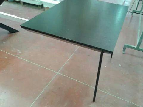 tavolo mod Star..chiuso misura 110 cm per 160 cm , si estende ad una lunghezza massima di 475 cm...