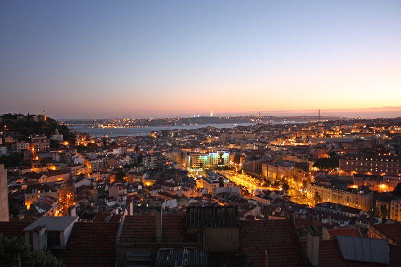 Miradouro Da Senhora Do Monte Lisbon Lisbon Portugal Trip Advisor