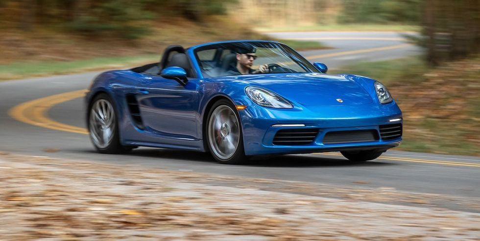 2021 Porsche 718 Boxster Review, Pricing, and Specs