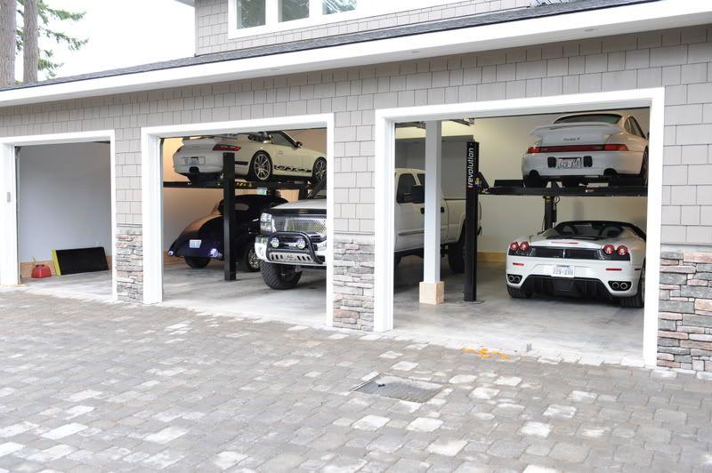 Awesome Garages Garage Design Garage Design Interior Car Garage