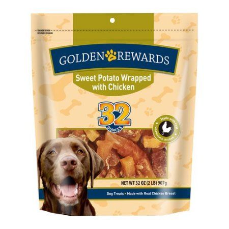 Pets Chicken For Dogs Sweet Potato Wrap Sweet Potatoes For Dogs