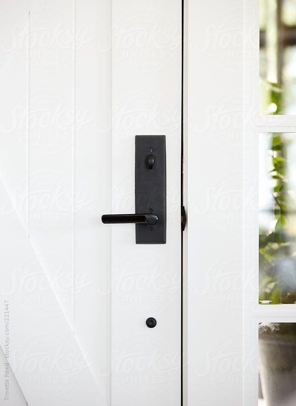 Modern Farmhouse Doorknob Front Door Handles Front Door