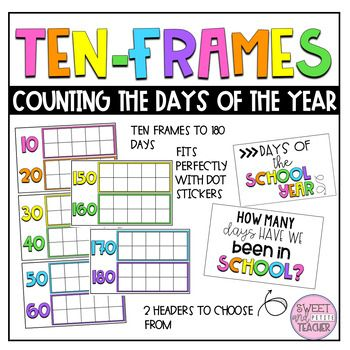 **FREE Ten Frame Counting Chart! Keep track counting ...