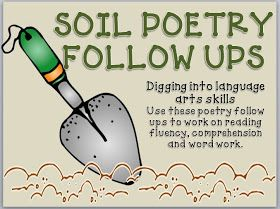 Third Grade Thinkers: Soil Poetry Follow Ups