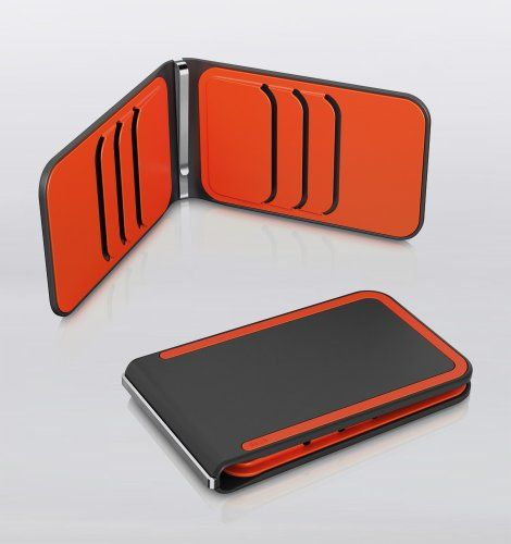 Dosh Wallet 6 Cards with Money Clip Turismo $73.00