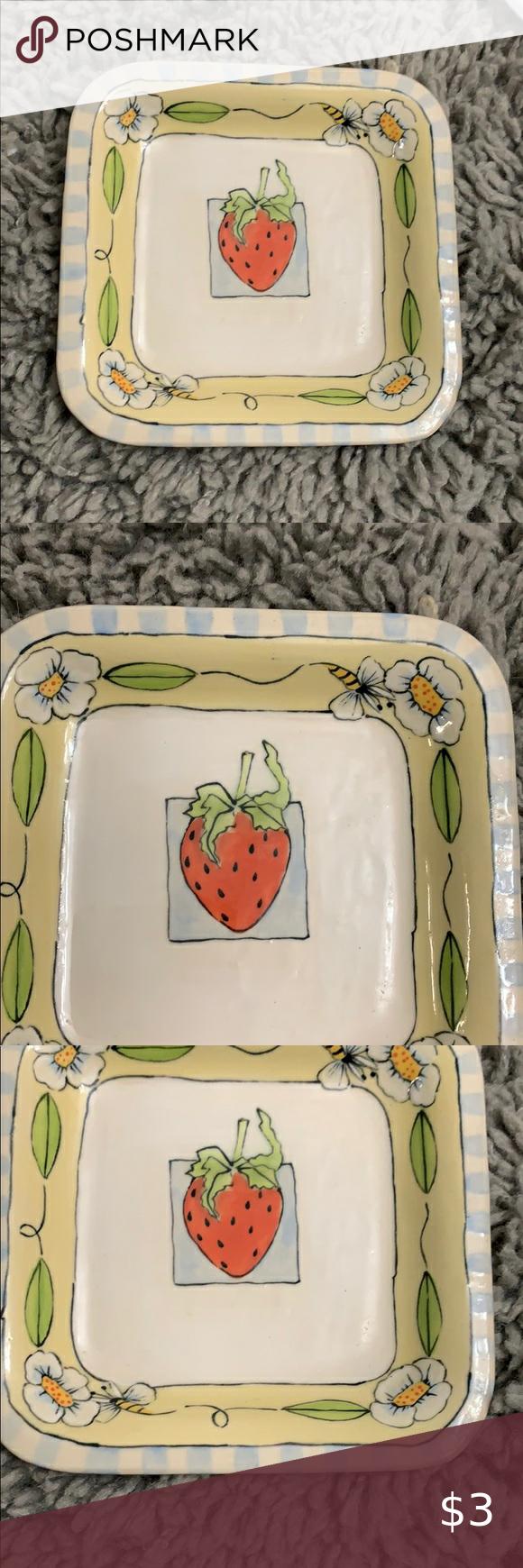 Photo of $3 sale!! $10 minimum Cute little dish !!  $3 sale minimum purchase $10 Please t…