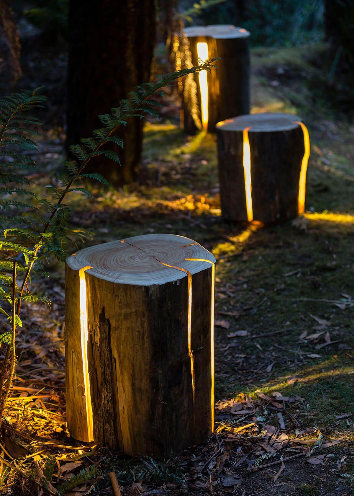 25 Creative Landscape Lighting Ideas