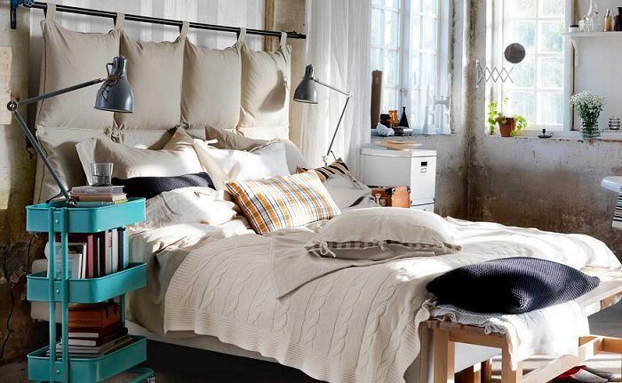 Dormitorios juveniles modernos ikea dormitorio for Mesillas de habitacion