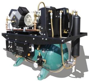 Elite Series Ultra Clean Oilless Compressor (ACO4D2