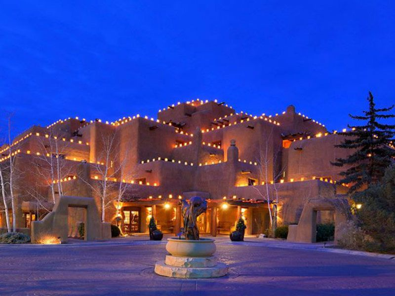 Best Resorts Hotels In New Mexico