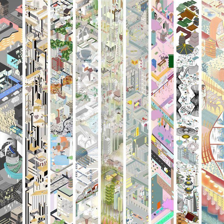 Architecture Portfolio Japan Urban Planning   Architecture portfolio japan #architecture #portfolio