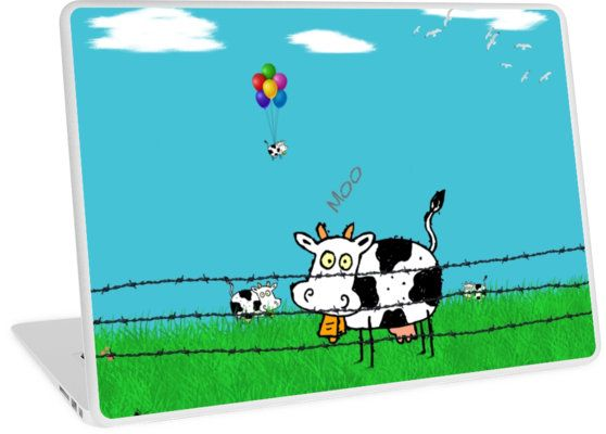 Smile Everyone Love Dairy Cows So Share The Giggles With This Whimsical Cow Field Scene Just For The Fun Off It Also Buy This Artw Cow Art Cow Love Dairy