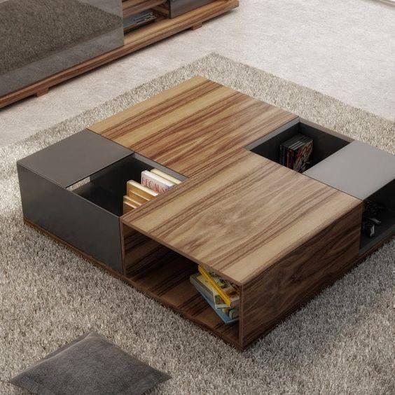 Tavoline Mesi Contemporary Coffee Table Coffee Table Design