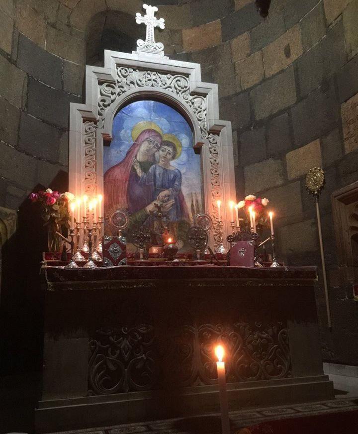 St Mary S Church Armenia զորավոր սուրբ աստվածածին եկեղեցի Sacred Places Marian Apparition Blessed Virgin Mary