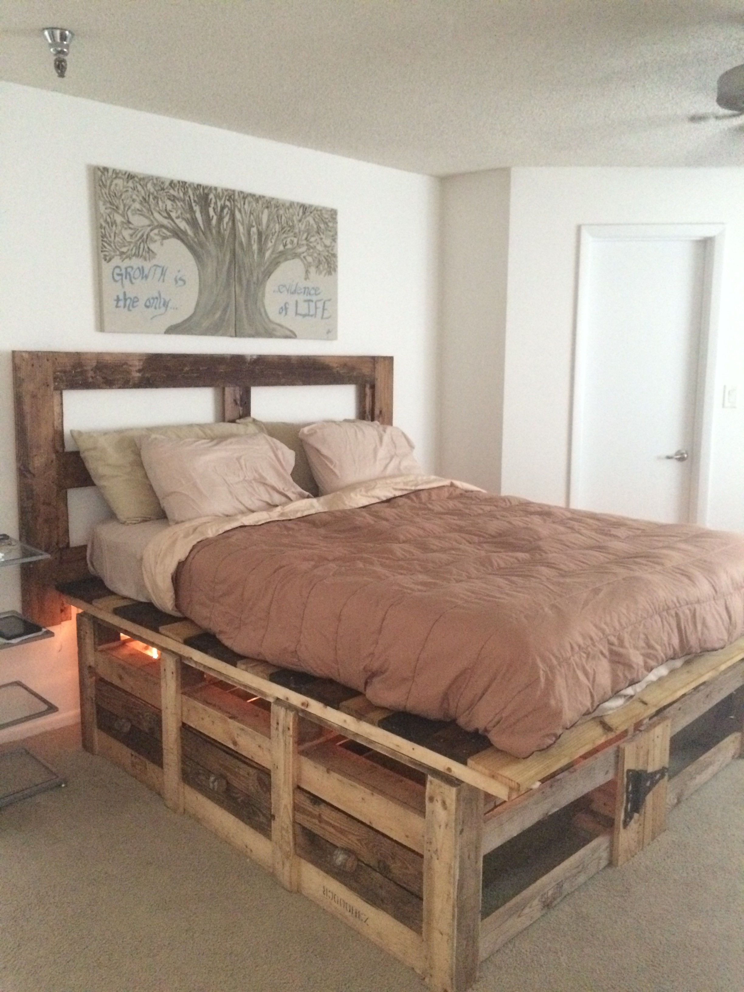 The Taylor Project Episode 6 The Final Product Crate Bed