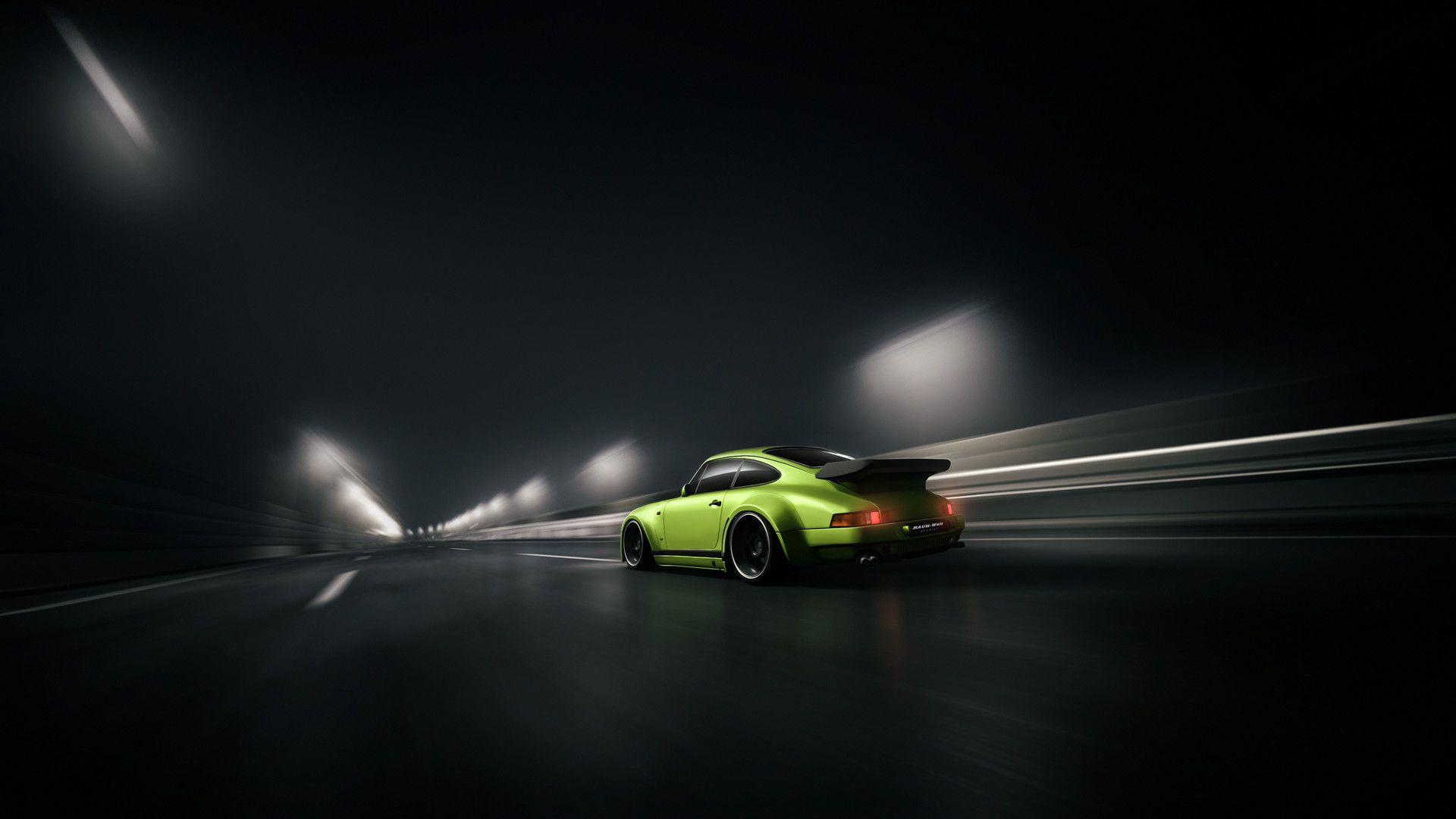 Artstation Need For Speed Sarathonux Kor Porsche 930 Porsche Sports Car Wallpaper