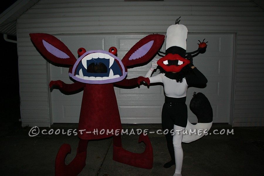 Coolest 90s Aaahh Real Monsters Costumes Monster Costumes Cartoon Halloween Costumes Halloween Cartoons