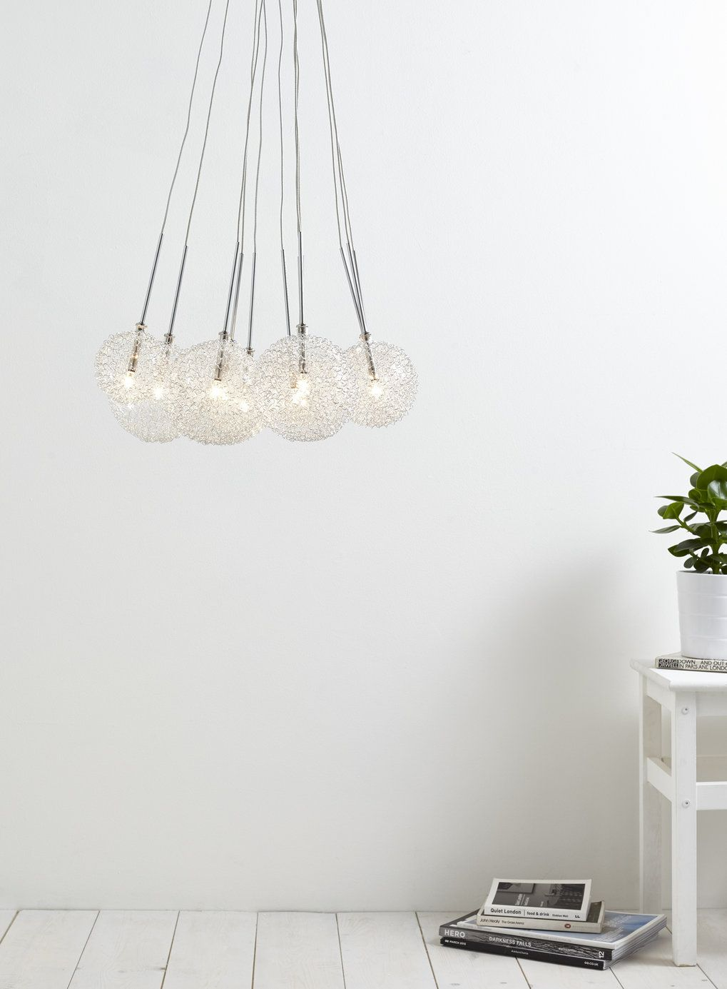 Exelent lighting bhs home frieze home decorating inspiration allium cluster ceiling light bhs home pinterest bhs ceiling mozeypictures Image collections
