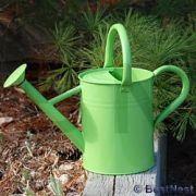 nice green watering can