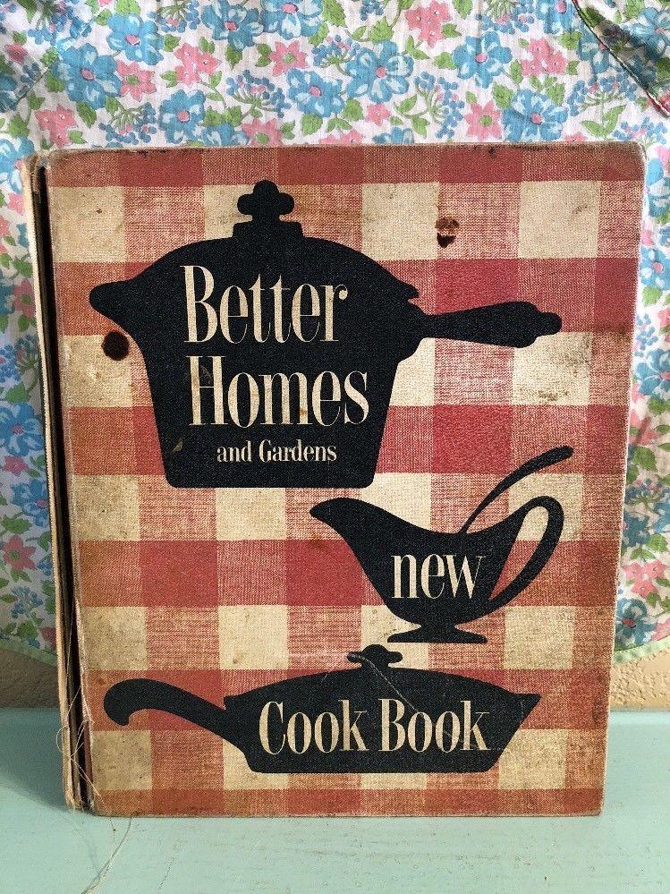 eb9d8dd8d4c96d18466f6dac4e12423a - Better Homes And Gardens Cookbook 1953