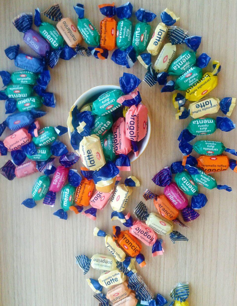 #Caramelle per tutti