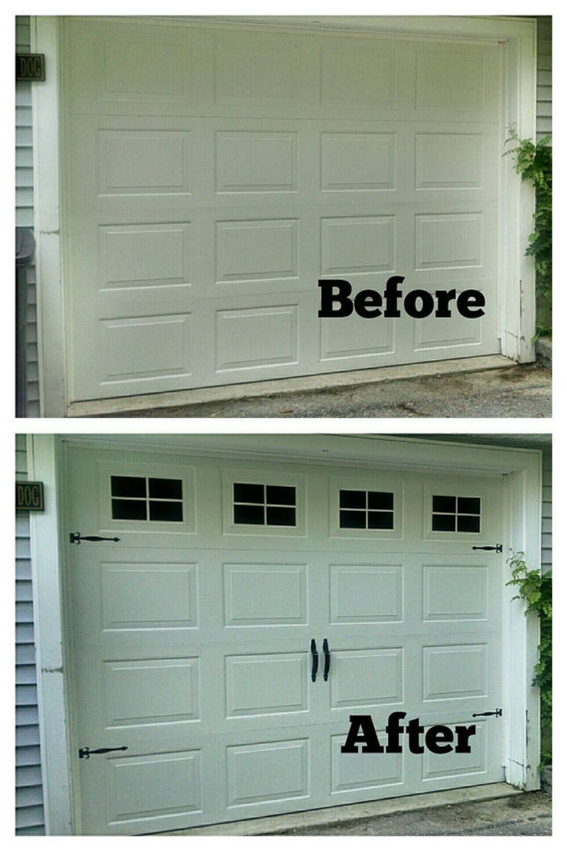 170 Awesome Home Garage Doors Design Ideas That You Must See Https Decomg Com 170 Awesome Home Garage Door Garage Door Design Garage Door Styles Garage Doors