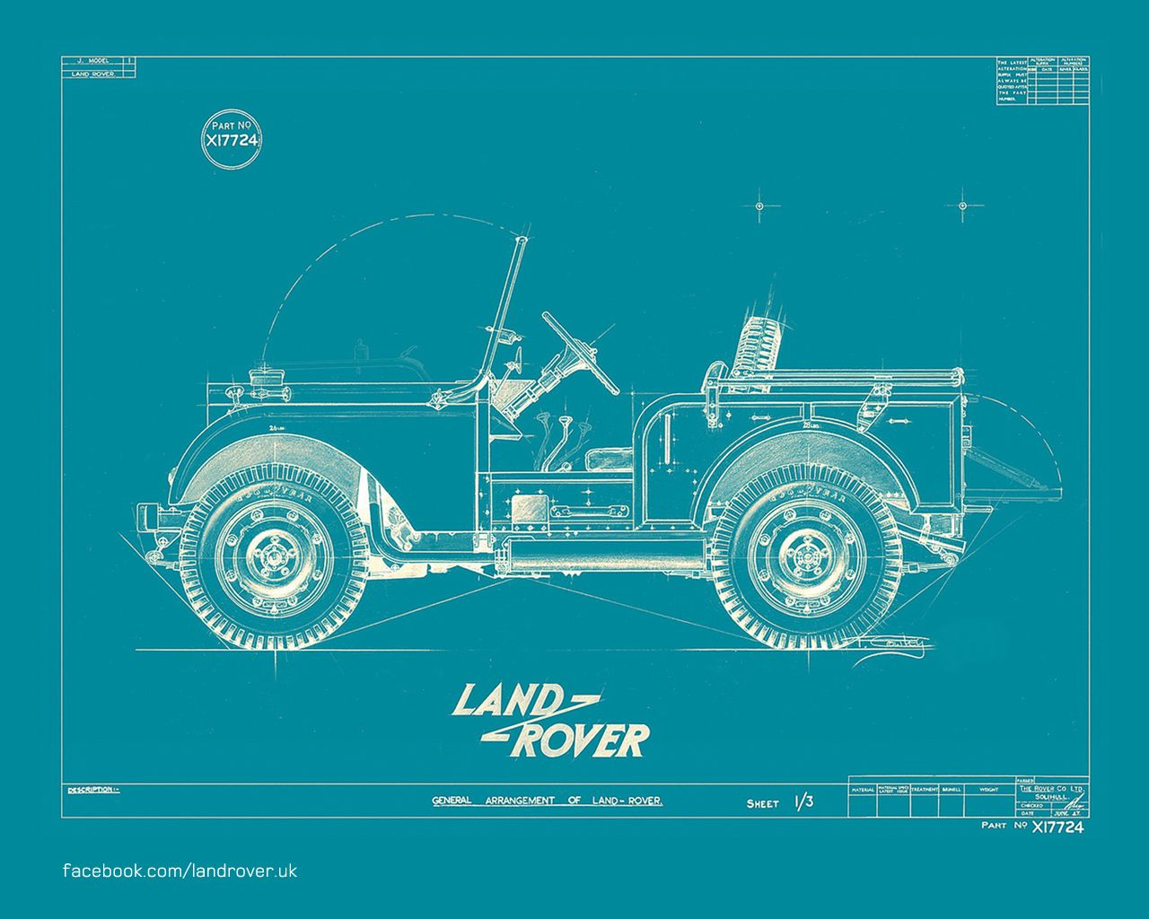 Blueprint centre steer cars pinterest land rovers cars vehicle malvernweather Gallery