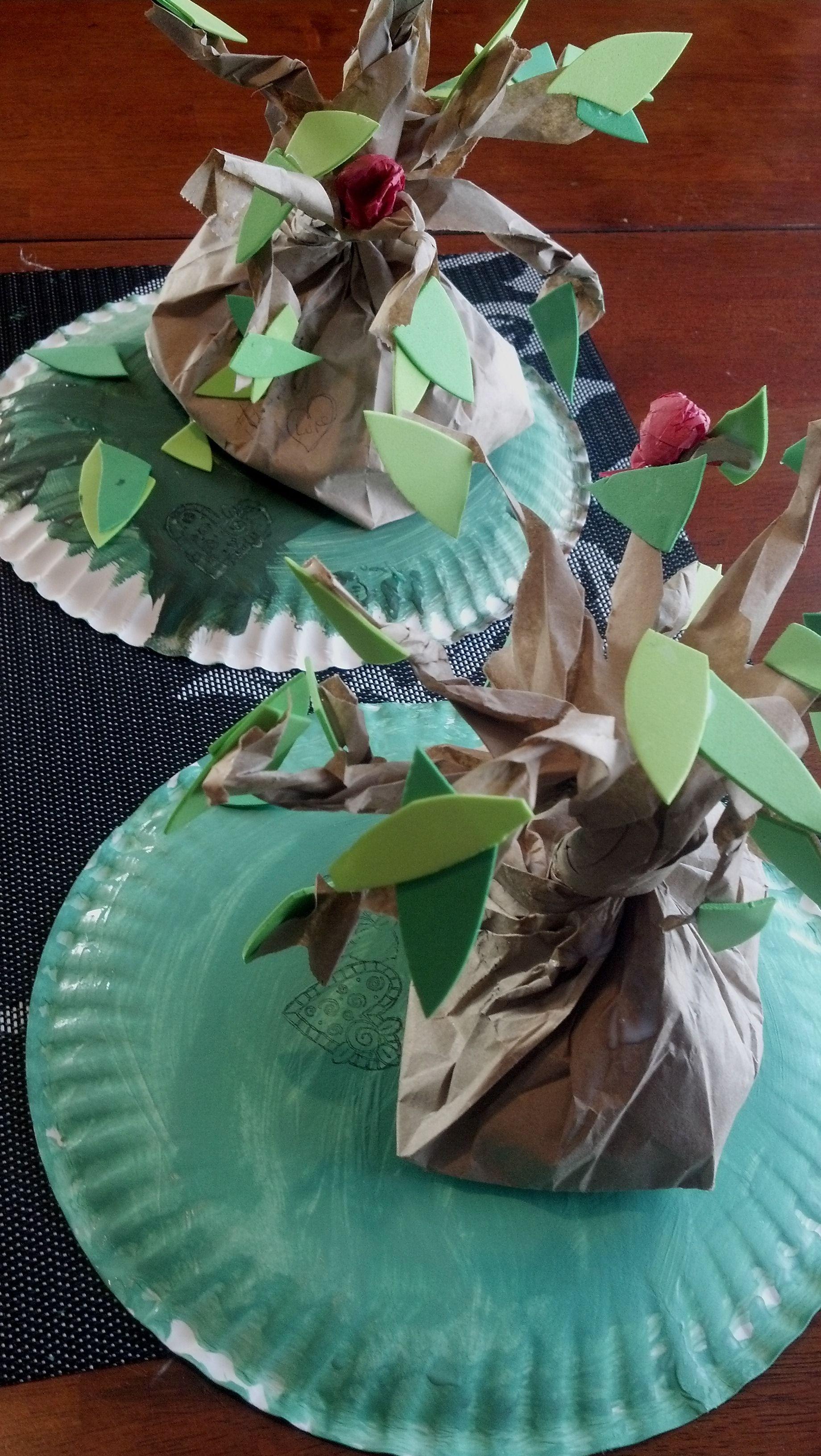 Plants arts and crafts - The Giving Tree Activities Useful Plants Plants We Eat