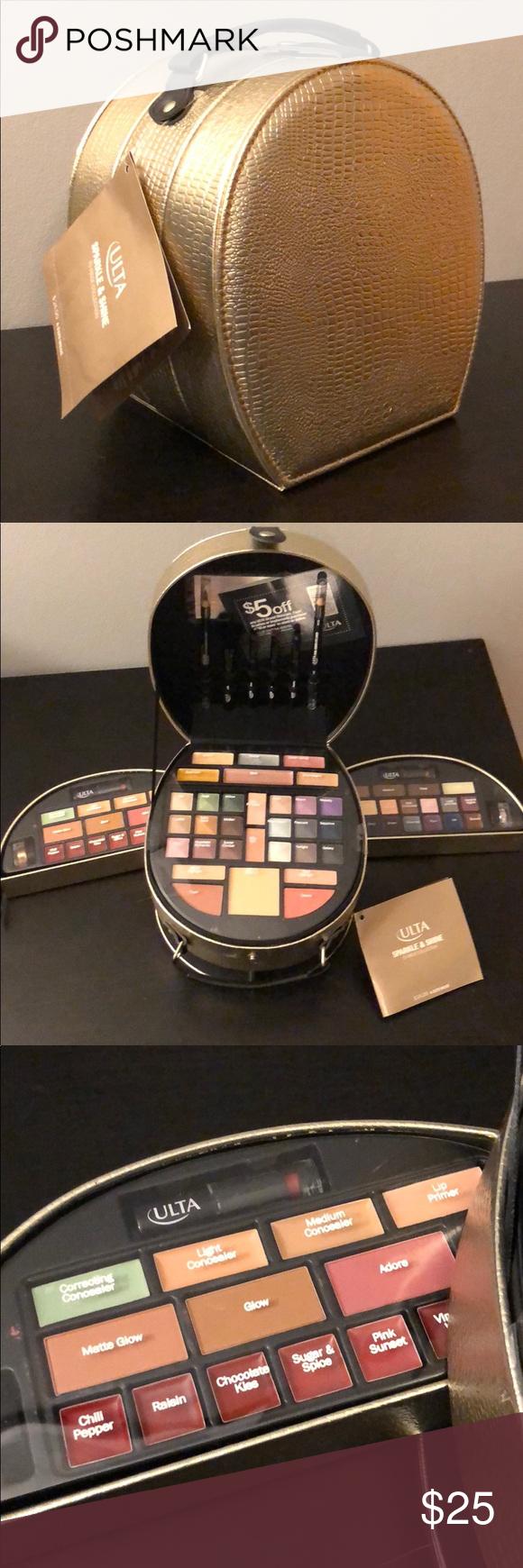 Ulta 70 Piece MakeUp Kit! NWT Makeup kit, Ulta, Makeup