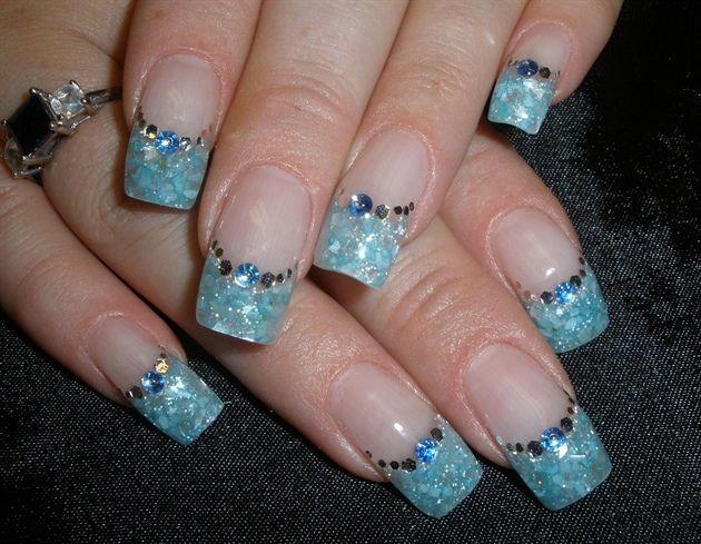 Wedding Nails by Outerimages - Nail Art Gallery nailartgallery ...