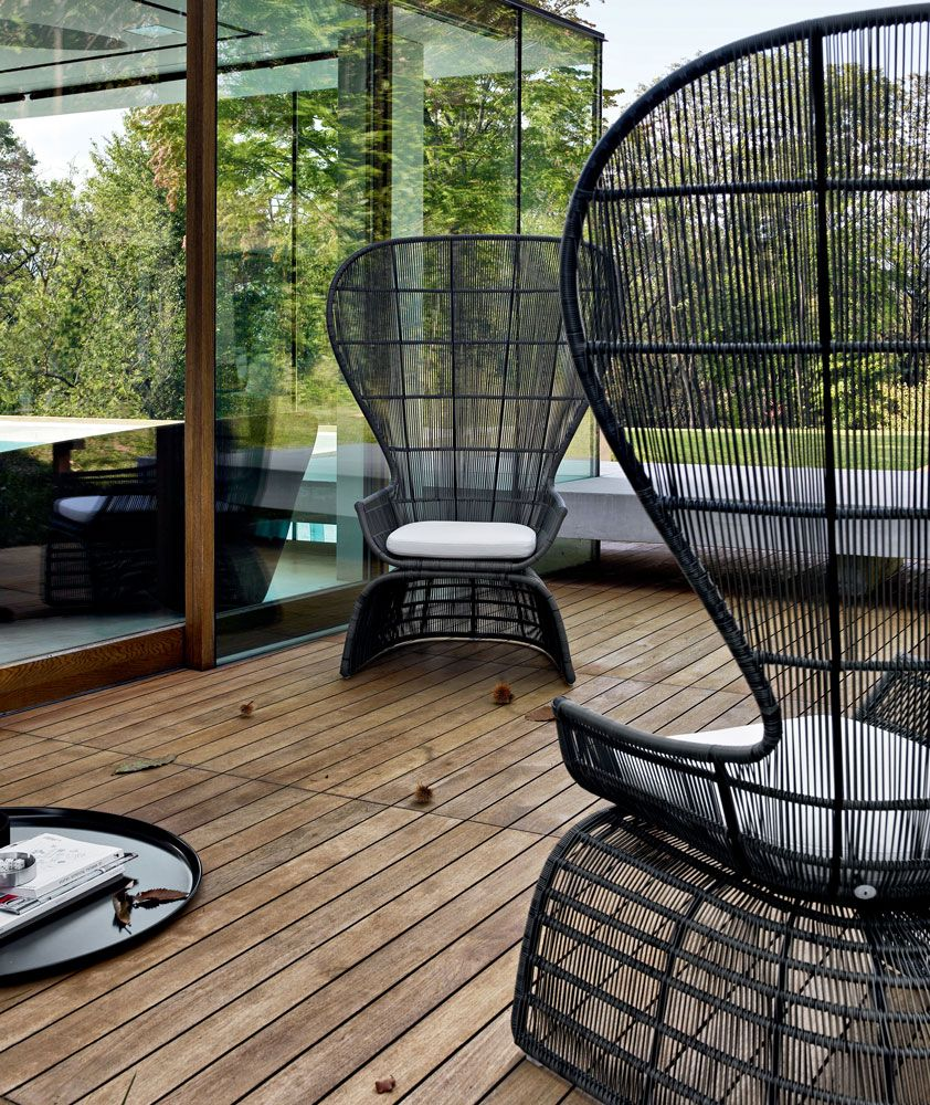Contemporary Home Style By B B Italia: Collection: B&B Italia Outdoor