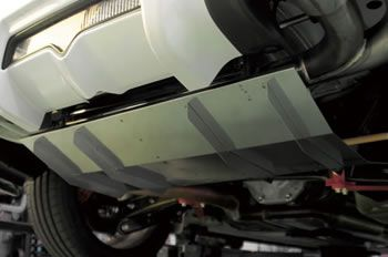 Trd Rear Diffuser Subaru Brz Track Car Trd