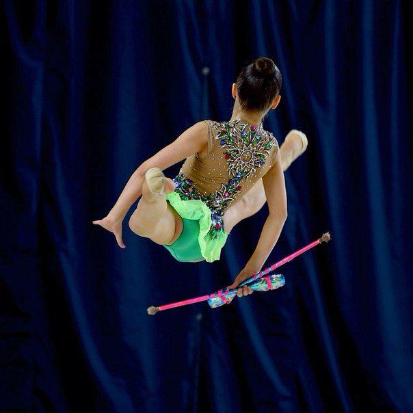 New collection of rhythmic gymnastics leotards! - YouTube