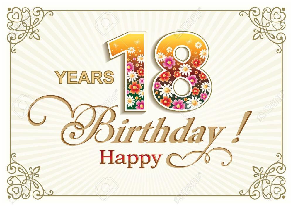 Carte D Anniversaire Gratuite A Imprimer 18 Ans Fille Fresh Carte Invitation Anniversaire 18 Ans Garcon Gratuite A