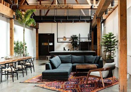 Kantoor Van Joint : Kantoor van joint het huis industrial loft loft