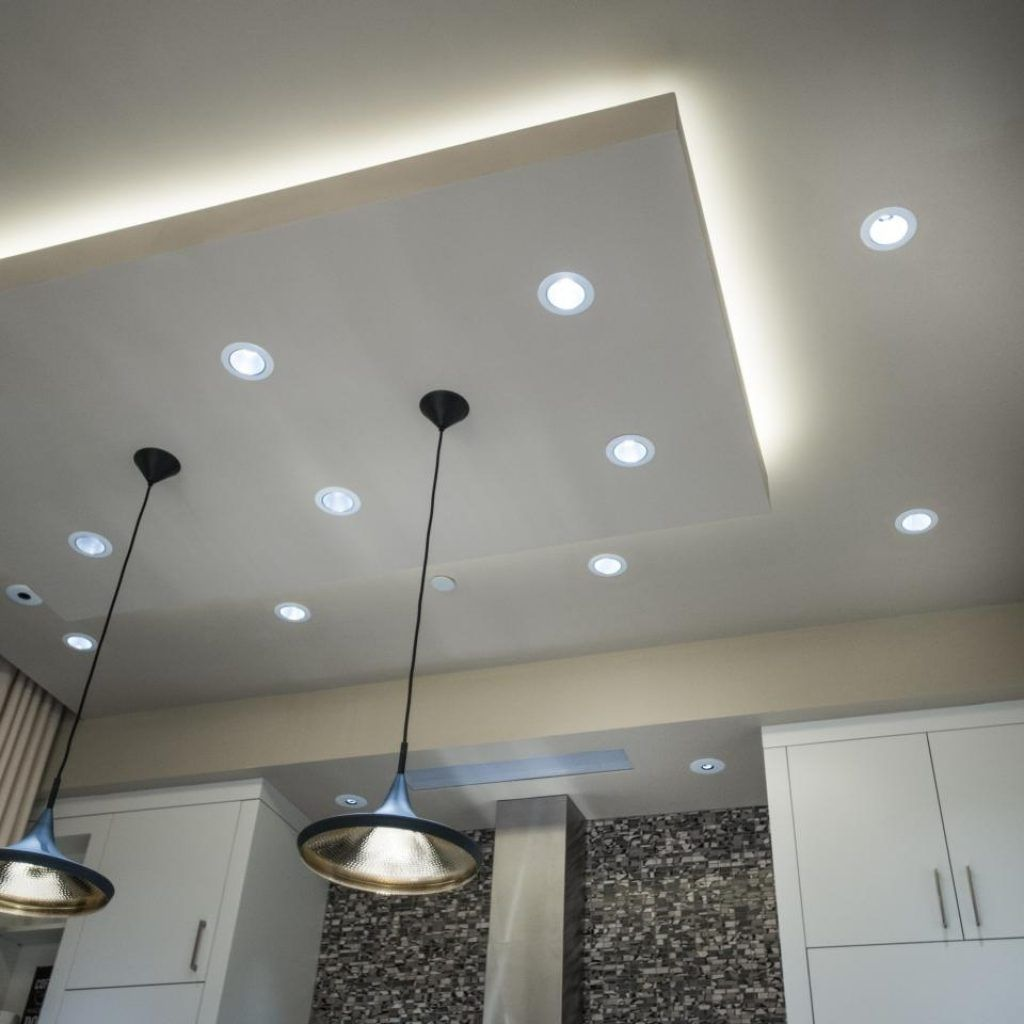 Recessed Led Lighting For Drop Ceiling In 2019