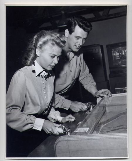 Image result for vera-ellen and rock hudson