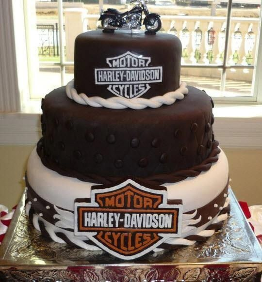 Ultimate biker cake Cake Boss Pinterest Bikers Cake and Cake