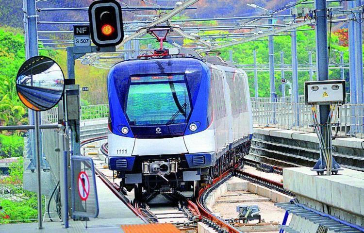 Metro se conectará al Canal para evitar apagones - Mastrip.net