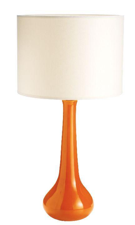 Lampe A Poser Pop Art De Chez Castorama Pop Art Lamp Objet Deco
