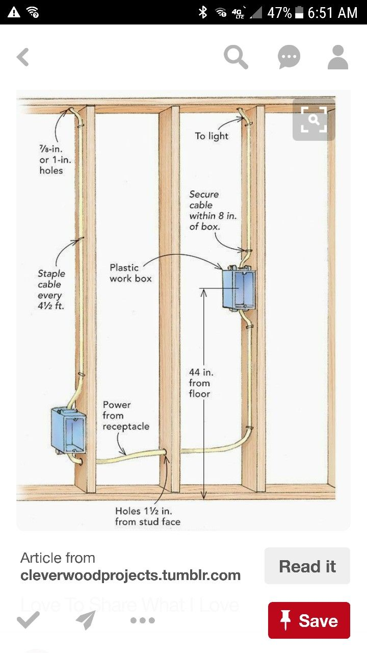 electrical wiring outlets electrical work electrical projects electrical engineering ac wiring  [ 720 x 1280 Pixel ]