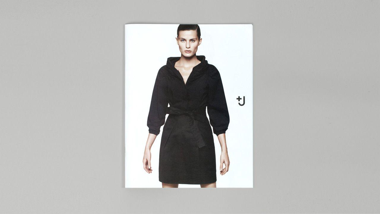 Uniqloj uniqlo promotion retail graphics retail campaigns