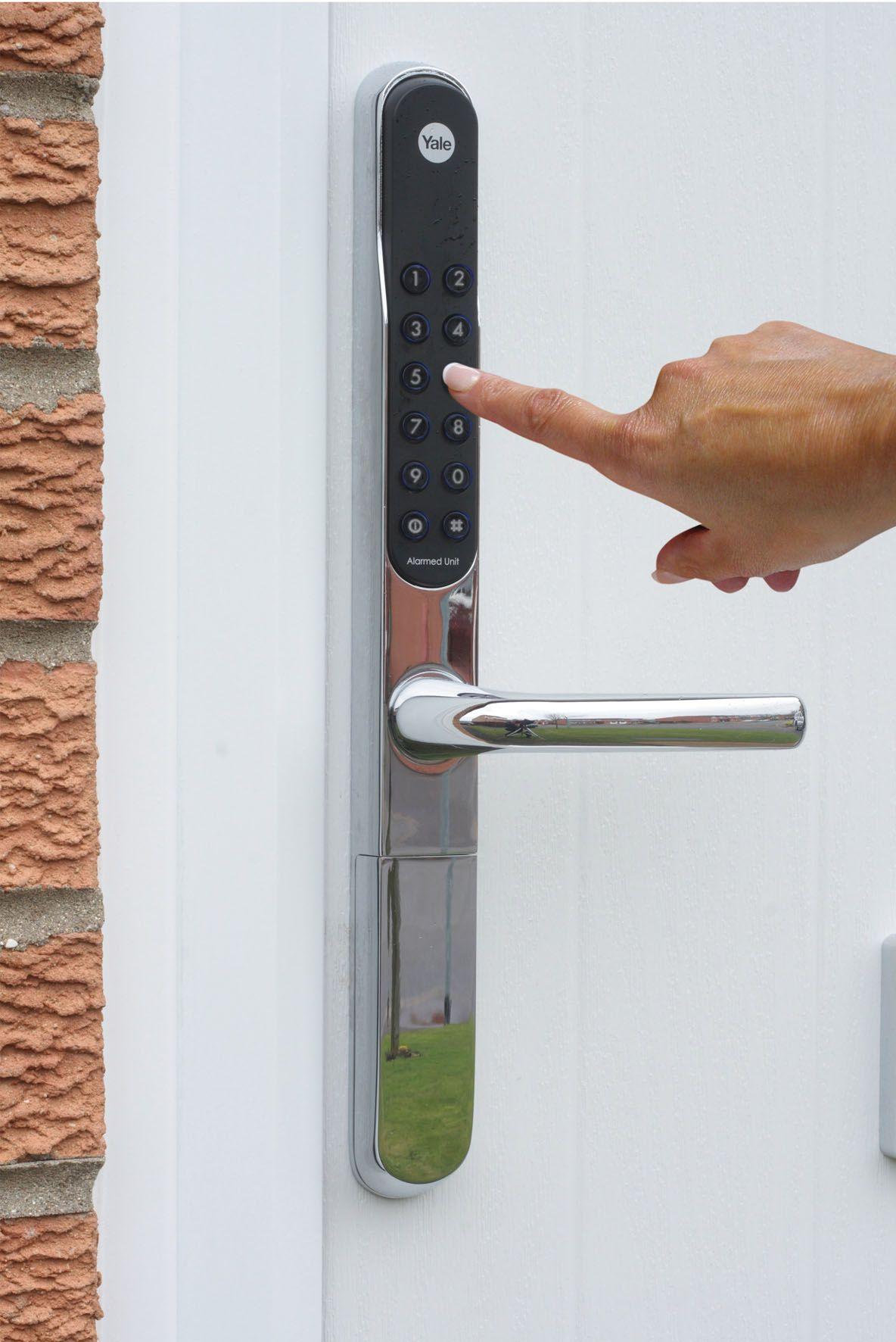 Yale S Range Of Digital Security Products Includes The Keyfree And Keyless Digital Door Locks As Well As Digital Door Lock Smart Door Locks Keyless Door Lock