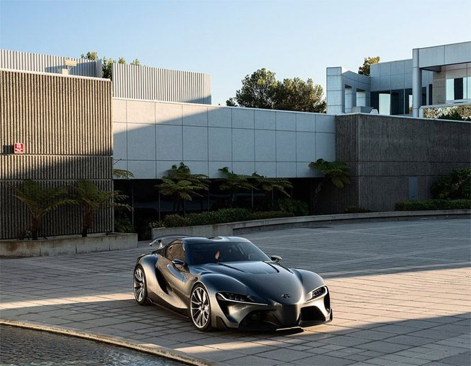 Toyota Ft Graphite Cars Pinterest Graphite Toyota And - Common sports cars