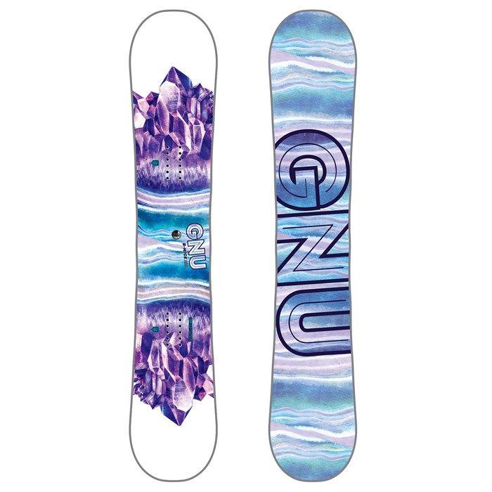 GNU - B-Nice Asym BTX Snowboard - Women's 2017
