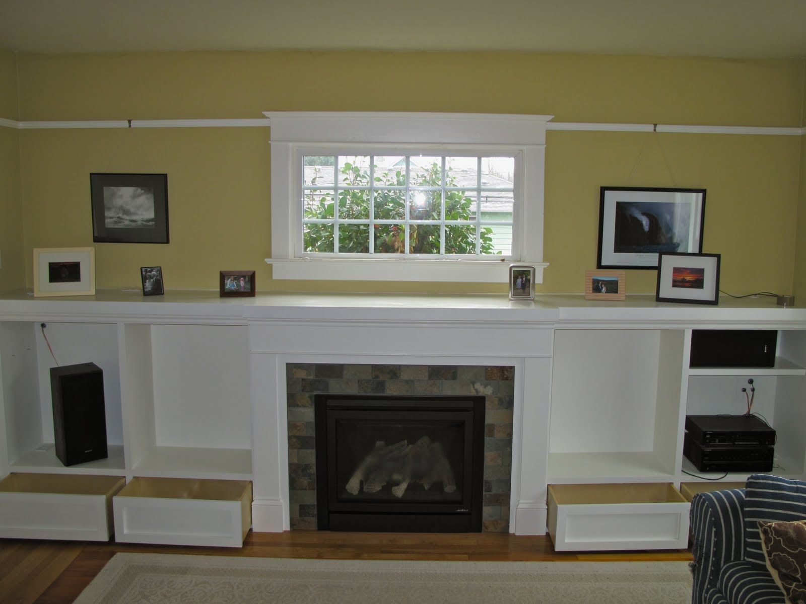 fireplace walls ideas | white traditional fireplace mantel with